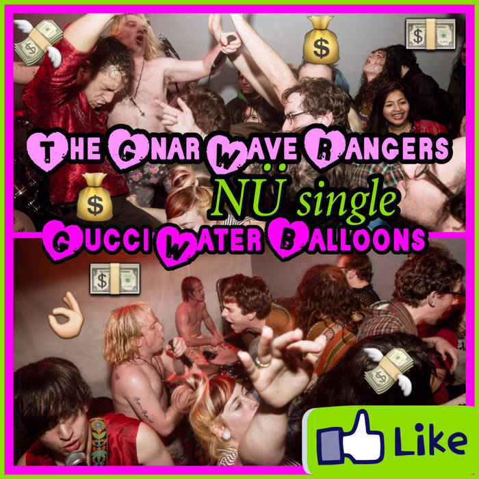 Gucci Water Balloons cover art