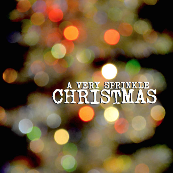 A Very Sprinkle Christmas cover art