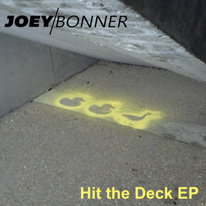 Hit the Deck EP cover art