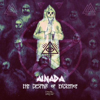 [HVZ013] Ainada - The Despair Of Existence cover art