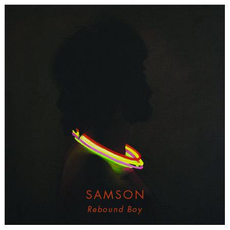Album cover for Rebound Boy by Samson The Truest