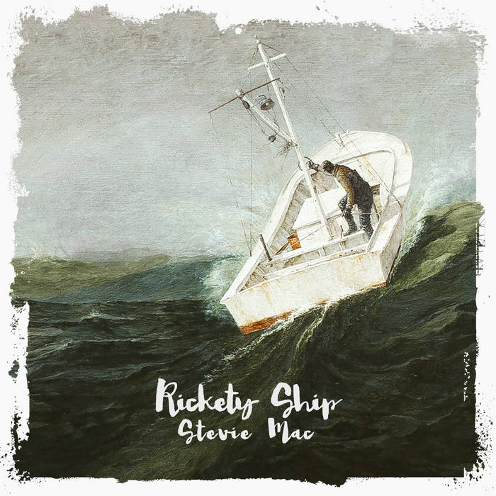 Rickety Ship EP cover art