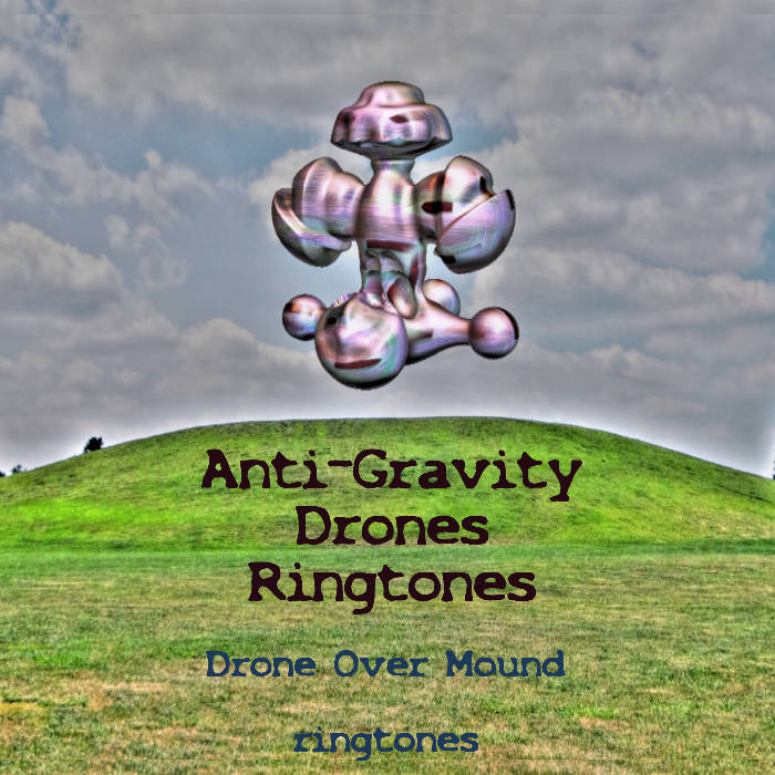 Drone Over Mound cover art