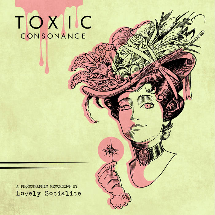 Toxic Consonance cover art
