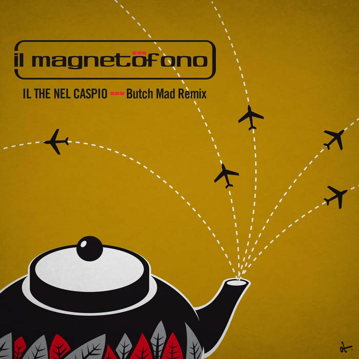 Il Magnetofono - ll The Nel Caspio (Underbasement Remix) cover art