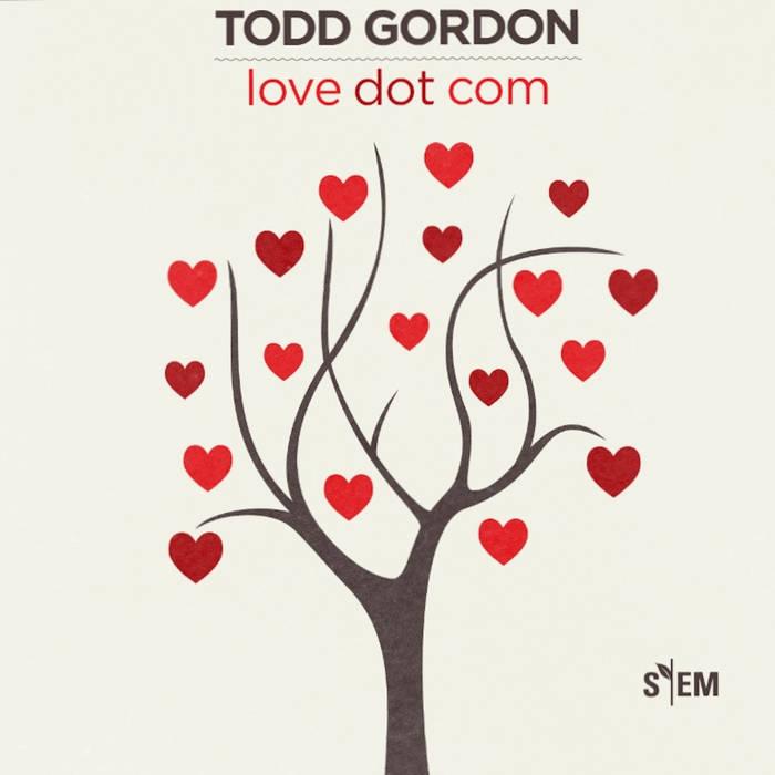 Love dot com cover art