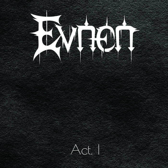 Act.I cover art