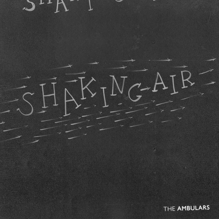 Shaking Air cover art