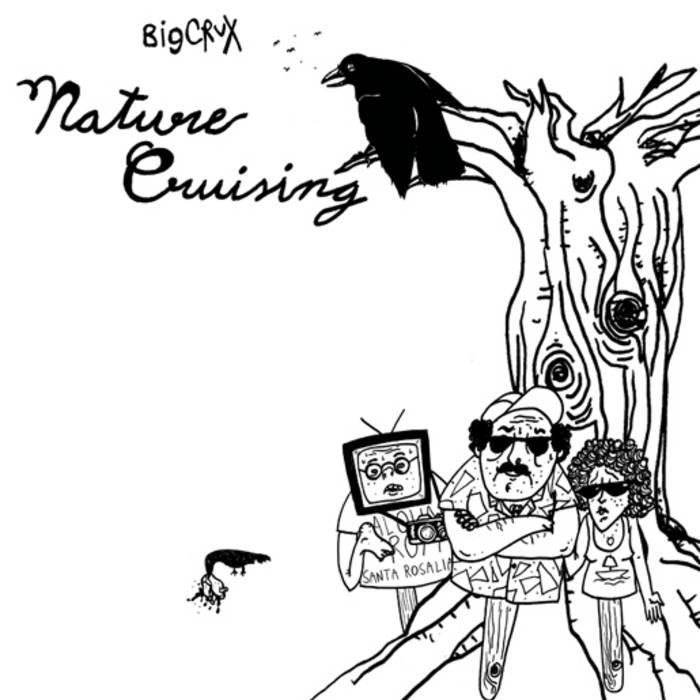 Nature Cruising EP cover art