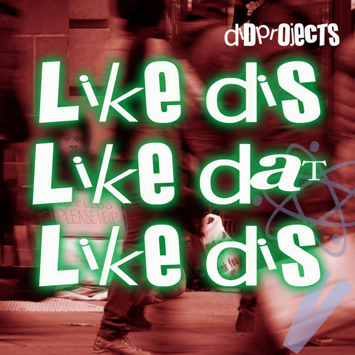 LikeDisLikeDatLikeDis - Sessions cover art