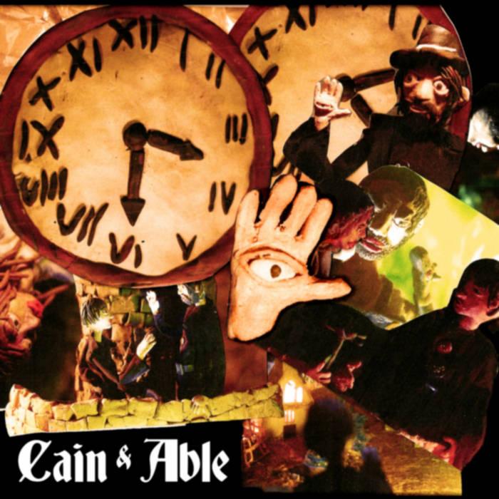 """""""Cain & Able"""" Single + Bonus Songs cover art"""