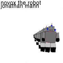 Novox The Robot cover art