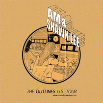 FREE!  AM & Shawn Lee Tour Sampler 2015 cover art