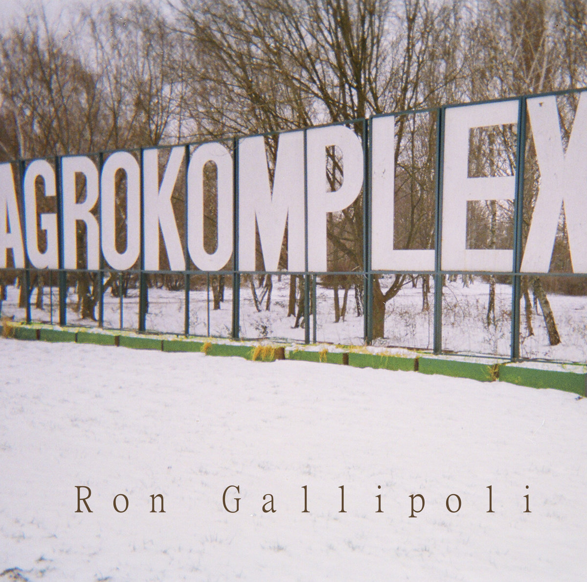 Ron Gallipoli - Agrocomplex