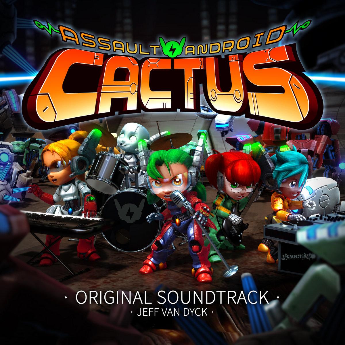 Скачать игру Assault Android Cactus