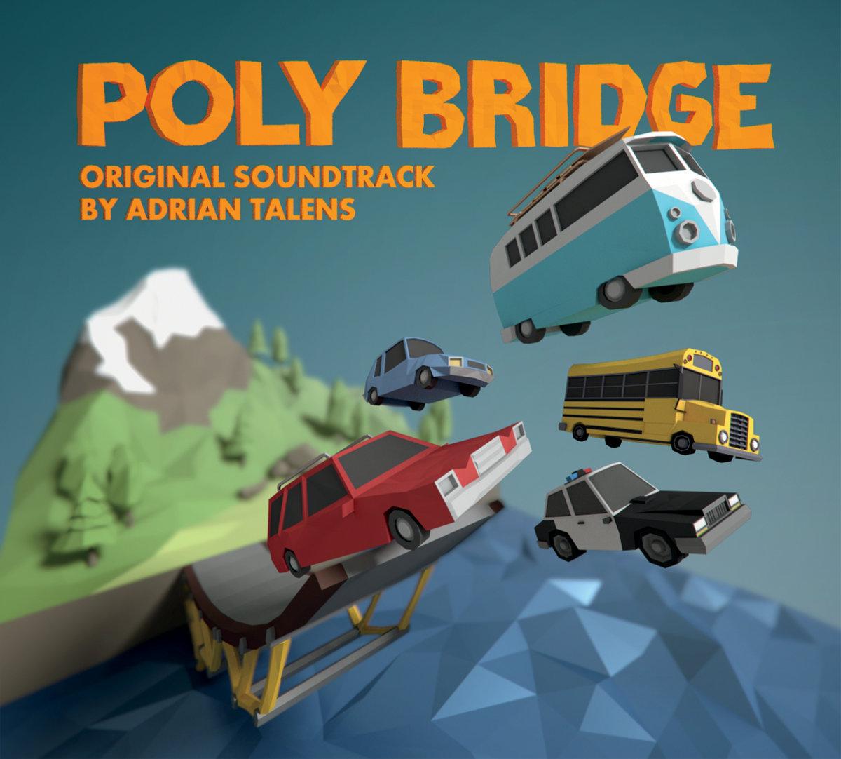 Poly Bridge v 74b Hotfix - скачать игру - Small-Games info