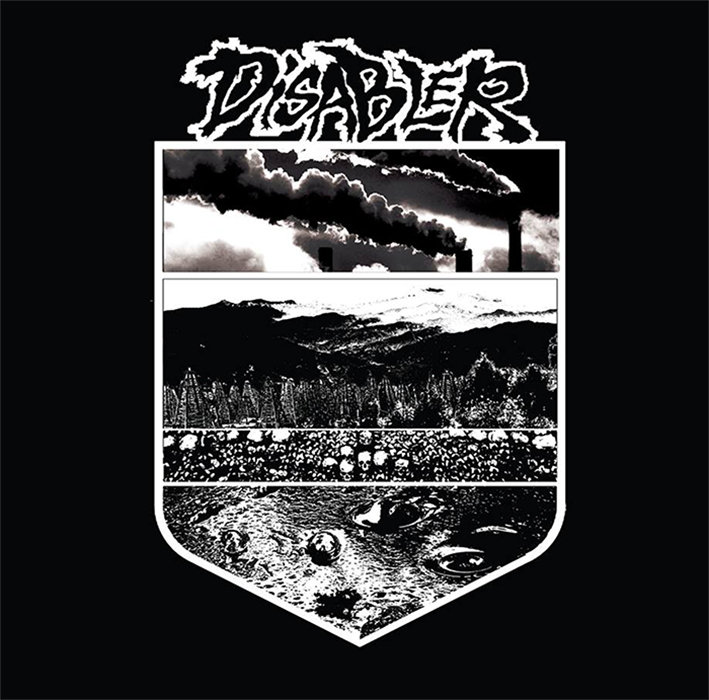 Disabler - Aggressive Negativity
