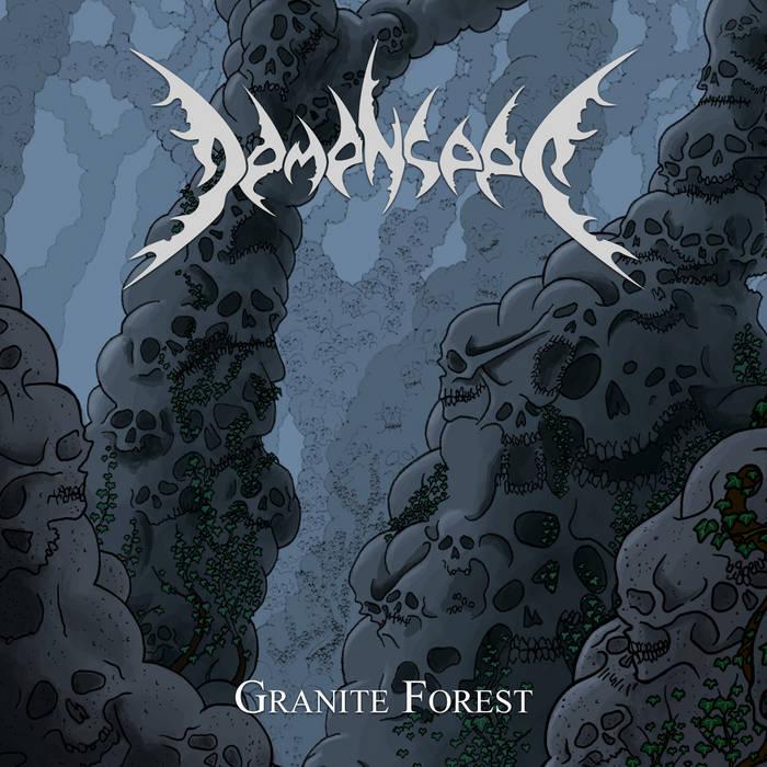 Granite Forest cover art