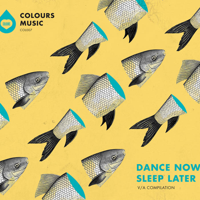 V/A - Dance Now, Sleep Later - SOLD OUT cover art