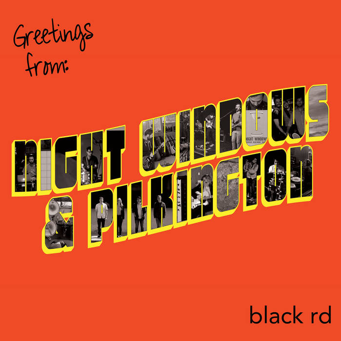 Greetings From Night Windows & Pilkington cover art