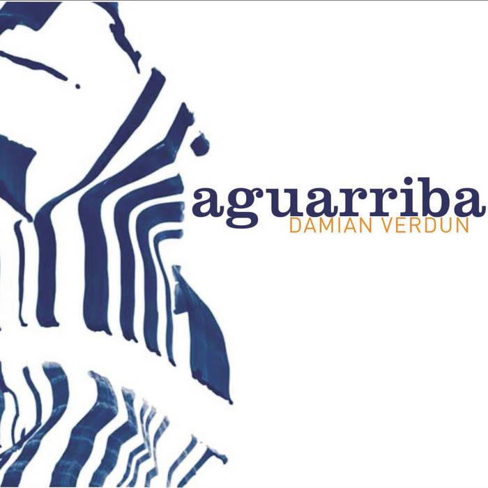 aguarriba (damián verdún) cover art