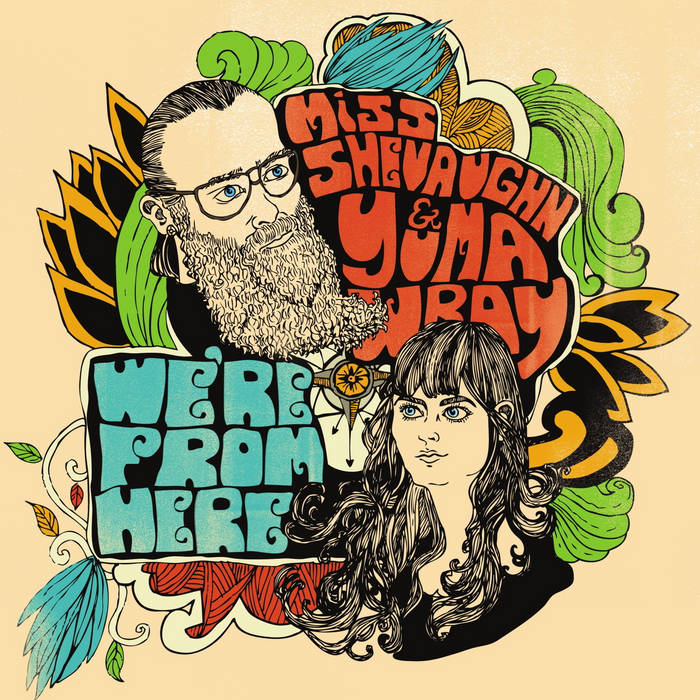 """""""We're From Here"""" cover art"""