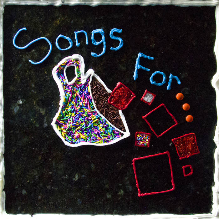 Songs For Camila/Songs for Squares cover art