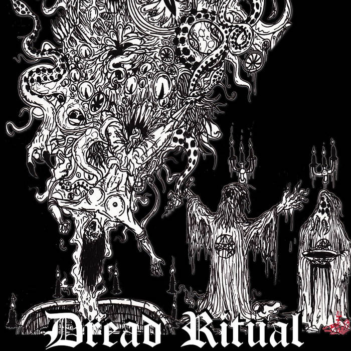 Dread Ritual EP cover art