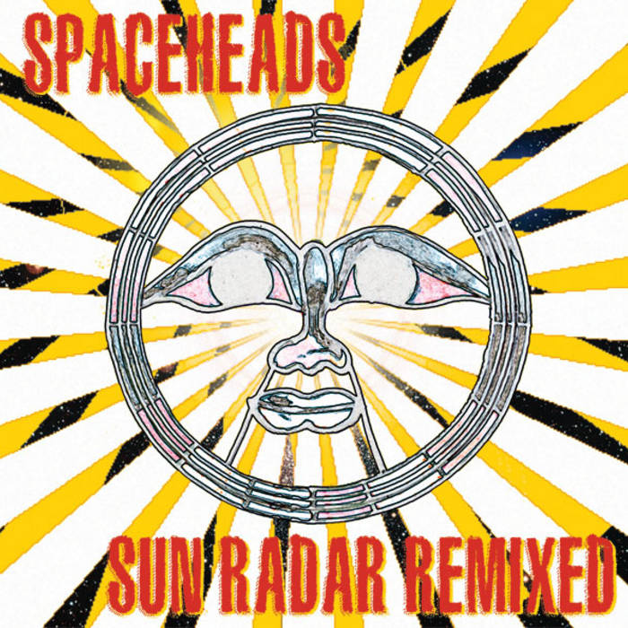 Sun Radar Remixed cover art