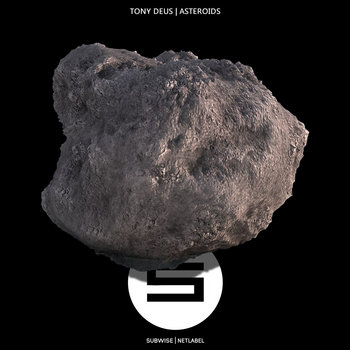 Tony Deus - Asteroids cover art