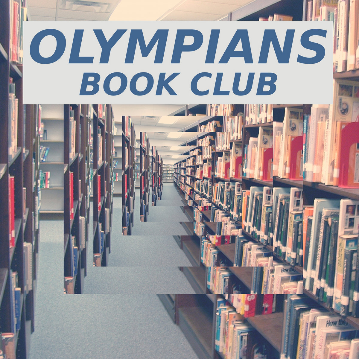 Olympians Book Club Olympians Book Club Cover Art