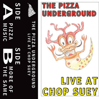 Live at Chop Suey cover art