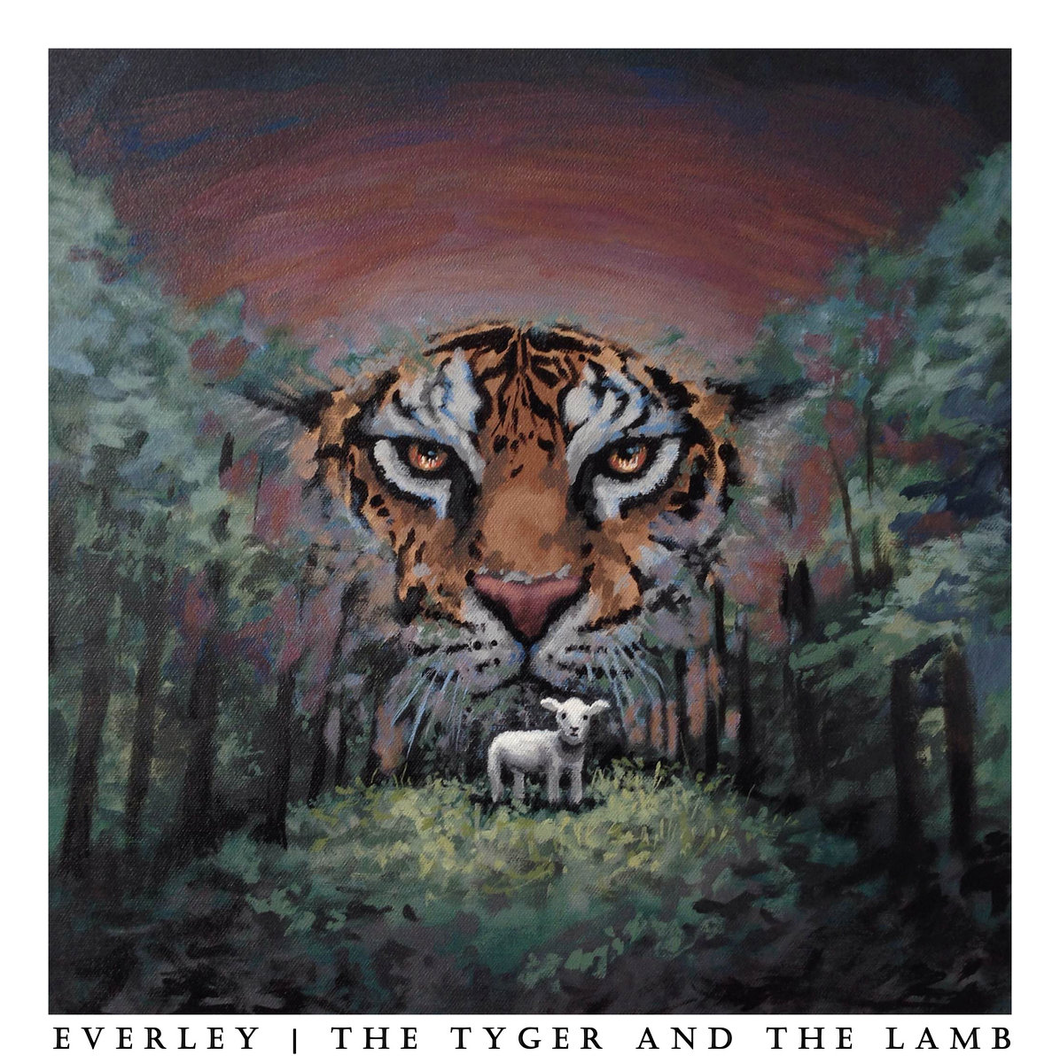 Essay on the tyger and the lamb