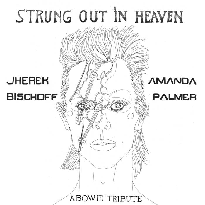 Strung Out In Heaven: A Bowie String Quartet Tribute cover art