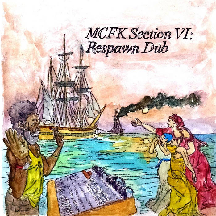 MCFK Section 6: Respawn Dub cover art