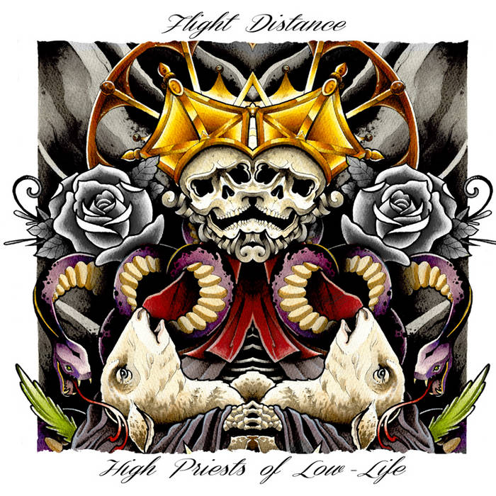 High Priests of Low-Life cover art