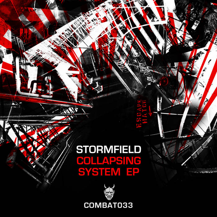 Collapsing System E.P. cover art