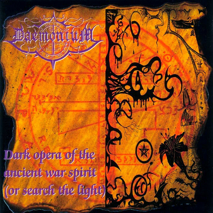 Daemonium - Dark Opera Of The Ancient War Spirit (Or Search The Light) (1994)