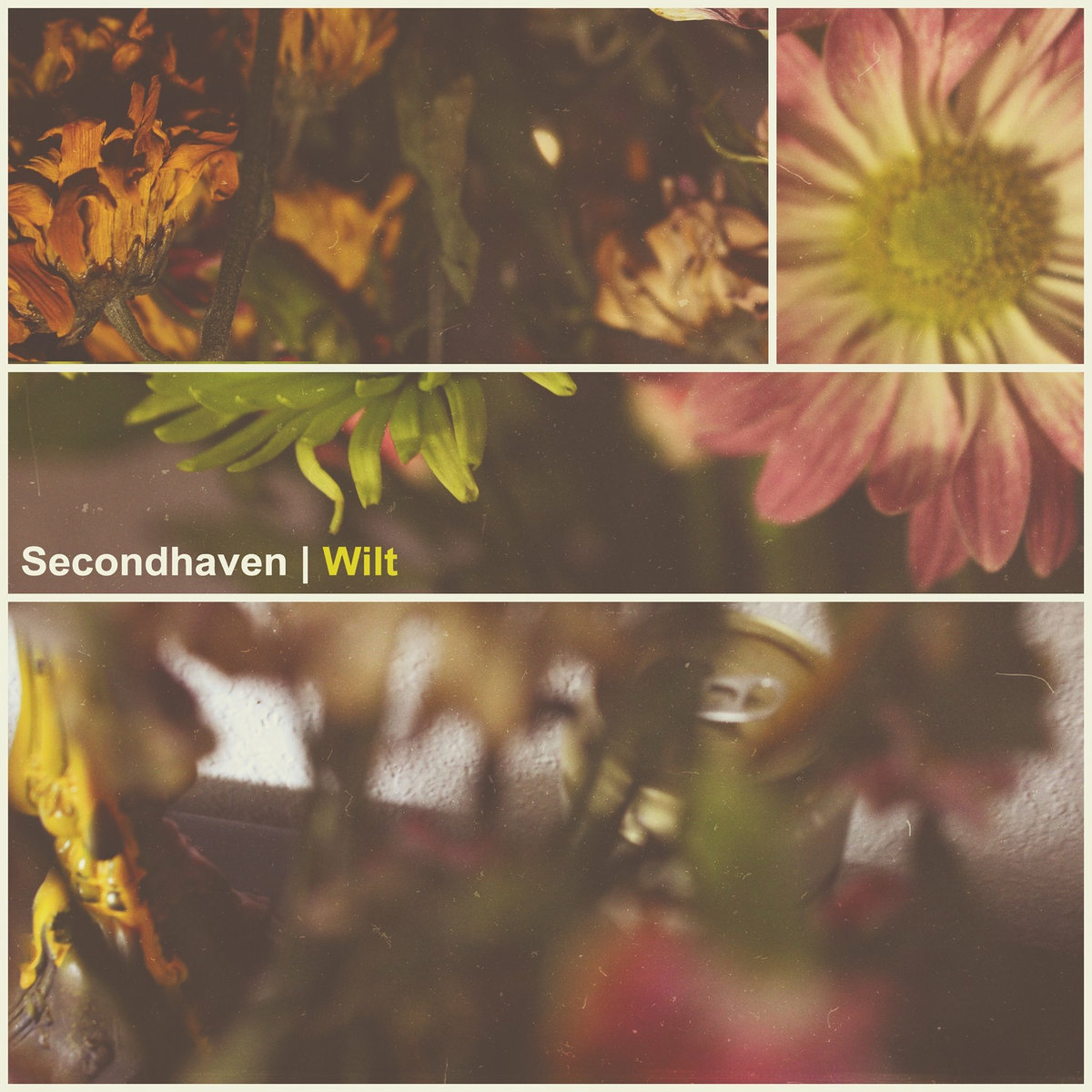 Secondhaven - Wilt [EP] (2016)