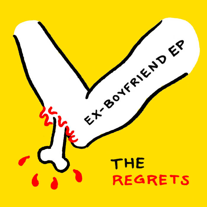 Ex-Boyfriend EP cover art