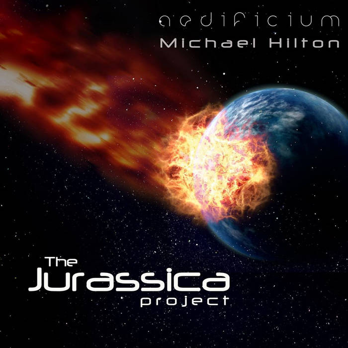 The Jurassica Project cover art
