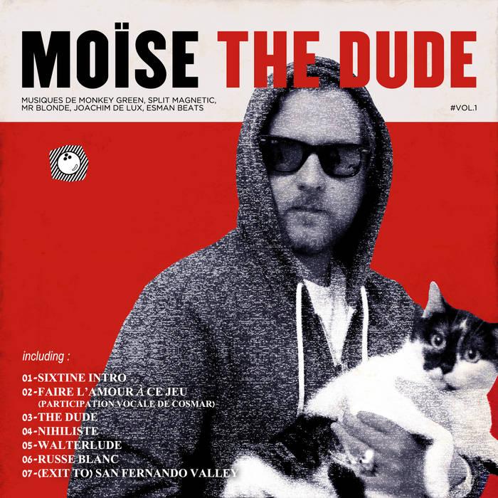 THE DUDE #VOL.1 cover art