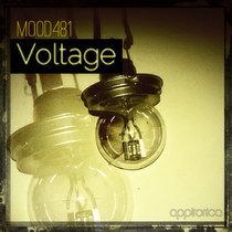 Voltage cover art