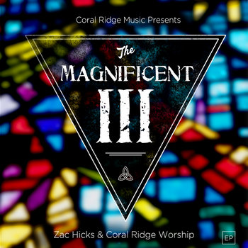 The Magnificent Three cover art