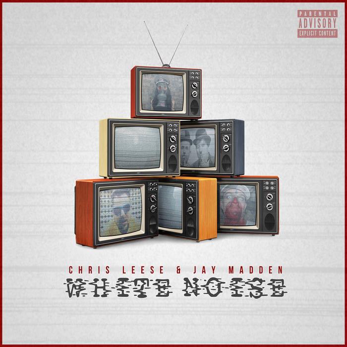 White Noise (Album) cover art