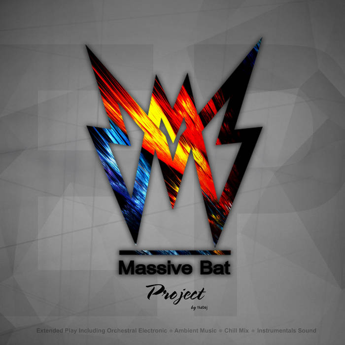Massive Bat Project EP cover art