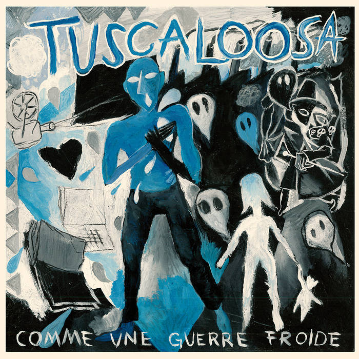 Comme une guerre froide cover art