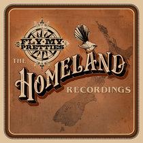 The Homeland Recordings cover art