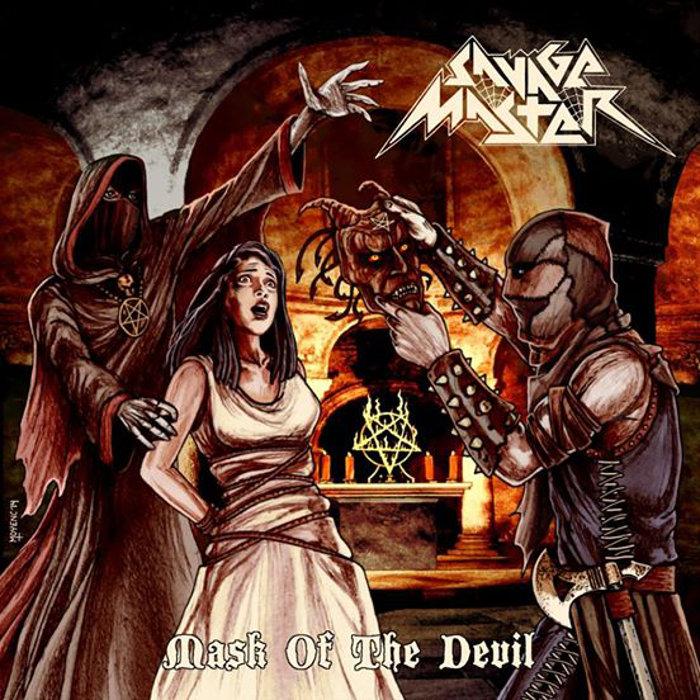 "Mask of the Devil"" album | Savage Master"