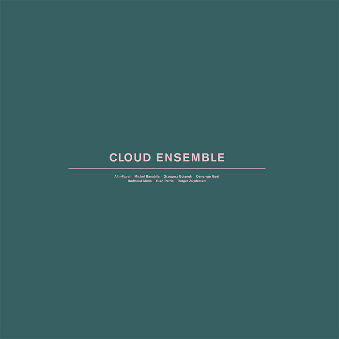 Cloud Ensemble (EP) cover art